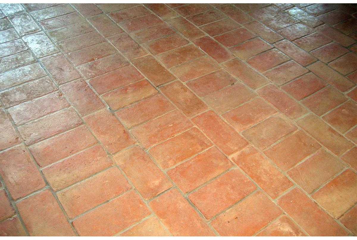 Rectangular Terracotta Tile 25x50 Cm B Amp B Rivestimenti