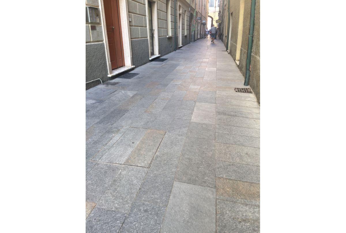 Top Luserna Fiammata Mista | Pietre per pavimentazione | B&B  LW94